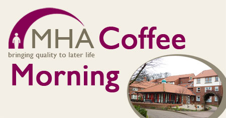 MHA Coffee Morning